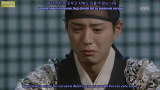 Love in the Moonlight OST My Person by Park Bo Gum[Sub Español]