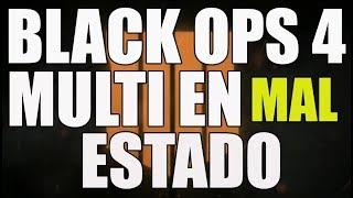 BLACK OPS 4 ESTARÍA SIENDO UN DESASTRE (RUMOR)
