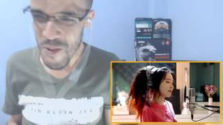 Justin Timberlake - Can't Stop The Feeling ( cover by J.Fla ) ||REACTION|| جزائري