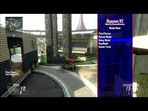 [Bo2/1.19]Bossam v2. GSC Mod menu (Xbox 360/Ps3/PC) + Download