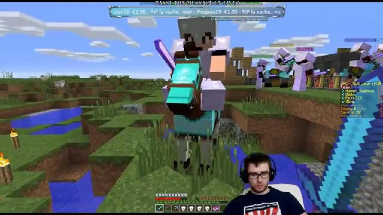Download Minecraft 28 ° WITHER EN UHC