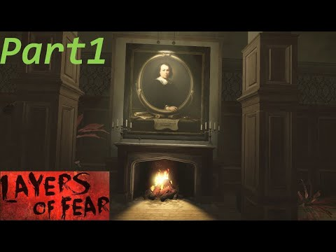 Layers of Fear Part1 Canvasno commentary |