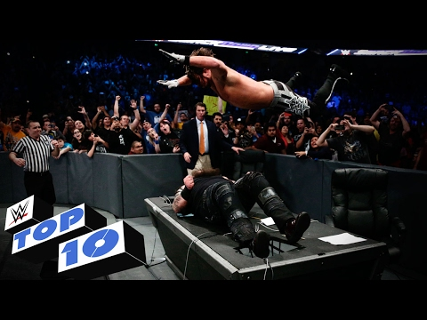 Top 10 SmackDown LIVE moments: WWE Top 10, Feb....