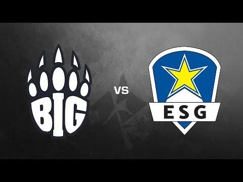 BIG vs. EURONICS Gaming - ESL Sommermeisterschaft 2017 - Train