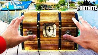 QU'EST-CE QUE INSIDE A 'SECRET' FORTNITE MYSTERY BOX? 💰