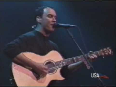 Dave Matthews - Aint It Funny 4-21-2002  (Willie Nelson Tribute aired 05-27-2002)