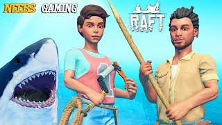 Raft Survival Simulator - Why Aren't You Eating?