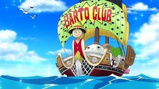 One Piece - Bartolomeo's Ship!! 'The Mister Luffy Go' [HD]