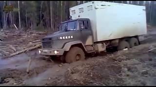 Дальнобойщики ДОРОГИ СЕВЕРА РОCСИИ ЗИМНИК ПОДБОРКА #11 Extreme Truck Driver Siberia selection #11