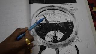 Oil temprature indicator OTI and Winding temperature indicator WTI