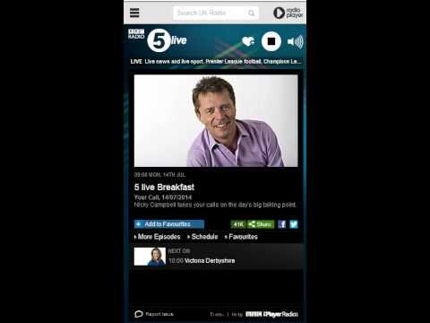Sheera Frenkel on Radio 5 on Israeli /  Gaza conflict