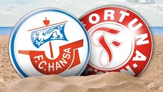 Pressekonferenz nach dem Heimspiel gegen Fortuna Köln