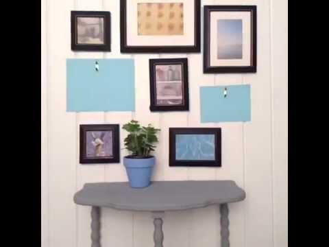 Gallery Wall Layout Vine