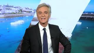 Une Marseillaise face aux crimes nazis dans le JT des territoires de Cyril Viguier sur TV5 Monde