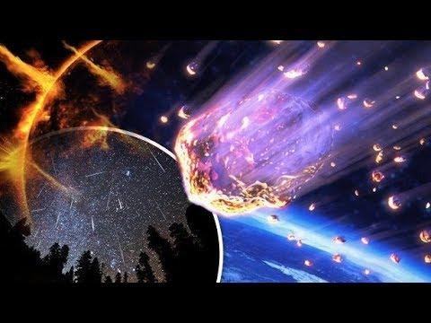 Earth Narrowly Dodges Massive Meteor Bombardment, Mt  Etna is Shifting Towards the Sea