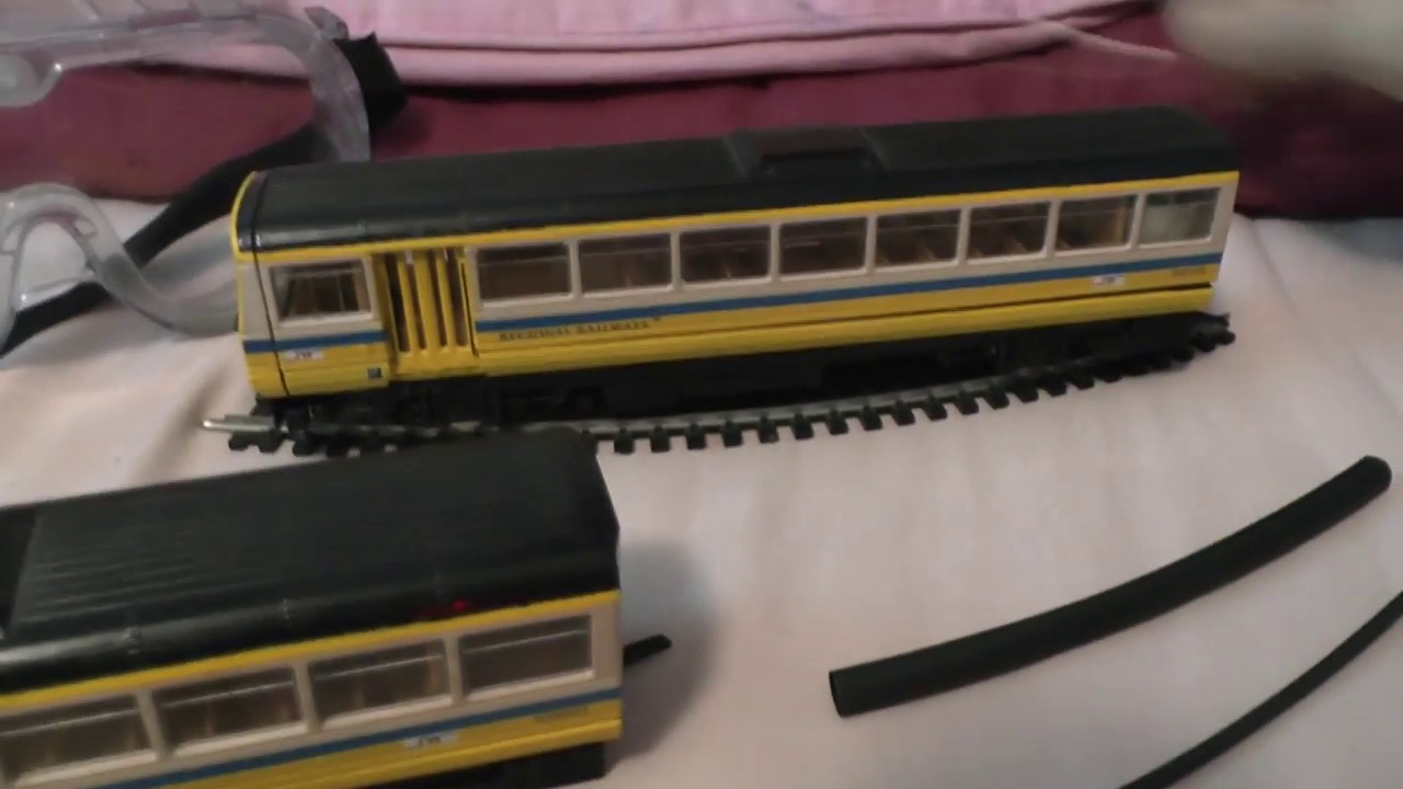 Model Railway Tutorials - Installing Lights in the Hornby Pacer