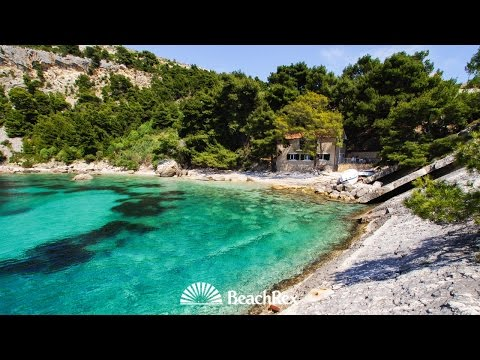 beach Malo Zaraće, Zaraće, island Hvar, Croatia