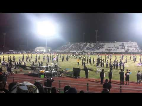 Rio Hondo High School Marching Band 2015