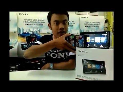 DVD 2 DIN SONY รุ่น XAV-W650BT By พีวัน ระยอง โทร 093-0307767