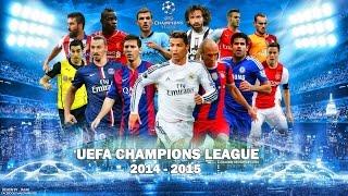 FIFA 14 UEFA Champions League Mod Season 2014-15