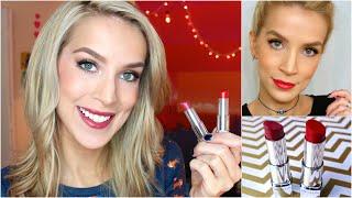 Revlon Ultra HD Lipstick Review Thumbnail