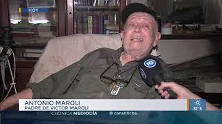 ARA San Juan: el disgusto del padre del tripulante cordobés