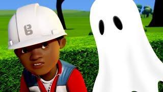 Bob der Baumeister Deutsch ⭐ Der Geist aus der Kiste  🎃 Happy Halloween! | Cartoons fur Kinder