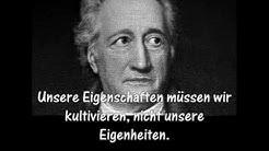Zitate von Wolfgang Johann von Goethe