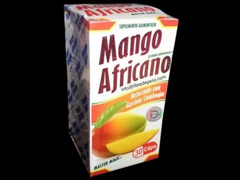Mango africano para adelgazar opiniones