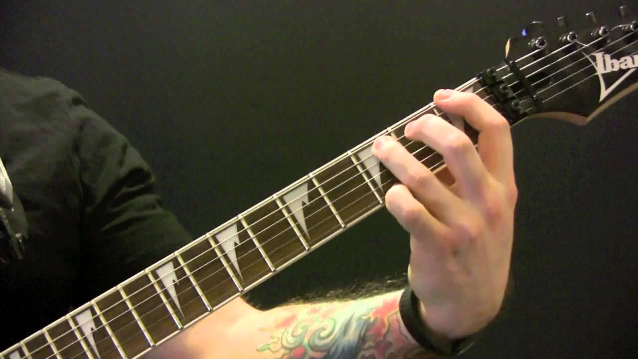 how to play stressed out on guitar