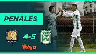 Águilas Doradas vs. Nacional (4-5 Tanda de penales) | Copa BetPlay Dimayor   Octavos de Final