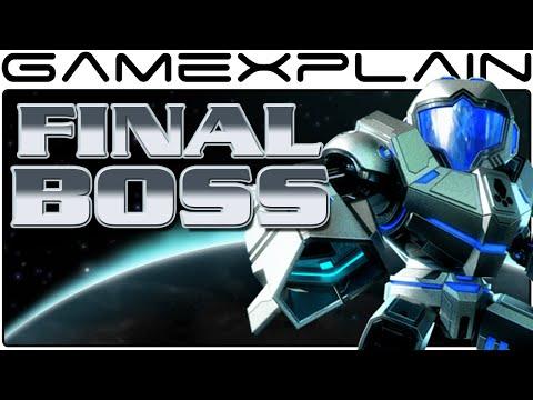 Metroid Prime: Federation Force - INSANE Final Boss & Ending
