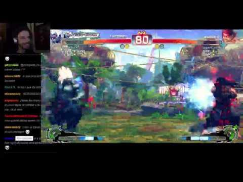 [FR] Ultra Street Fighter 4 - Le Fonky VS Miroki ! Fin du live du 08/07