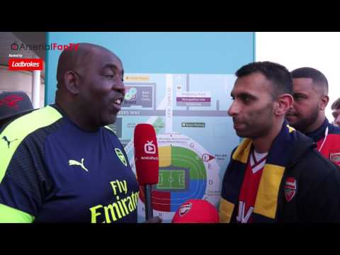 Arsenal 2 Man City 1 | It Was A United Fan Base & Committed Team says Moh