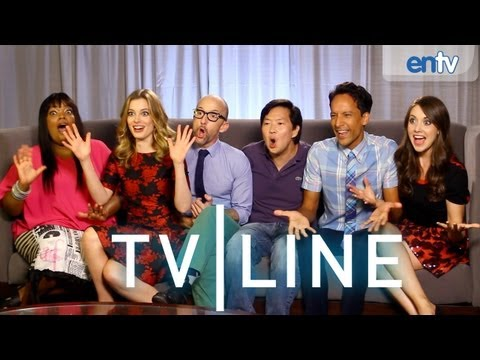 """Community"" Cast Talks Dan Harmon's Return, Donald Glover's Exit at Comic-Con 2013 - TVLine"