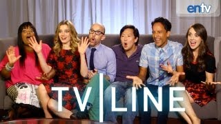 """Community"" Cast Talks Dan Harmon"