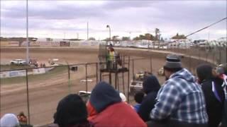 IMCA Mod Heat 2 141 Speedway 10/6/12