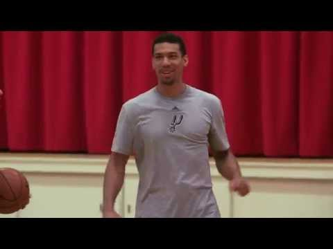 Danny Green - Working Out