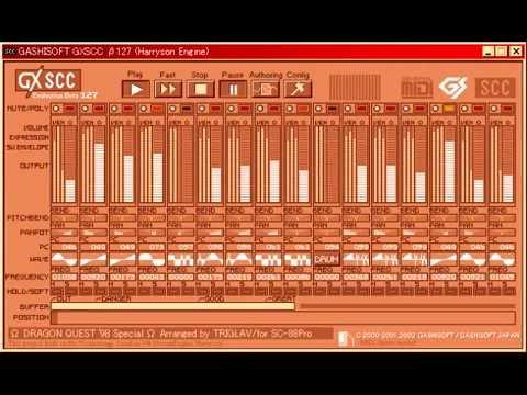 GXSCC 8-bit music tutorial