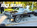 Buick Skylark on Asanti Wheels in HD (must see)