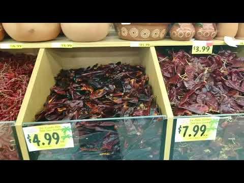 Vallarta Supermarket in North Hollywood, Los Angeles.California. 09-13-2017.