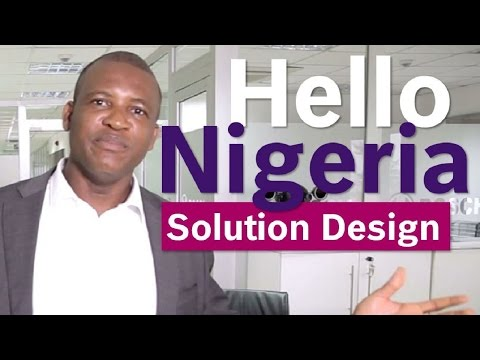 Bosch Security Systems SOLUTION Design | Hello Nigeria