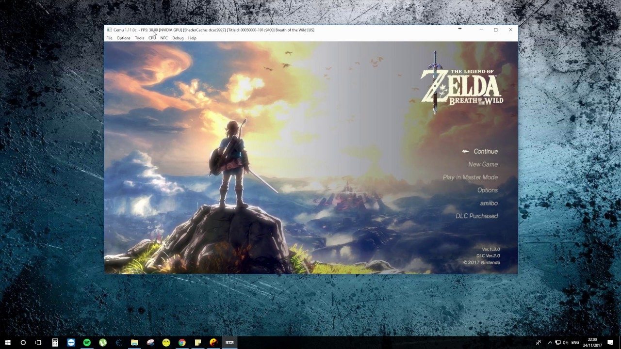 Can the Intel G4560 still run BOTW in CEMU 1 11 0? Let's see