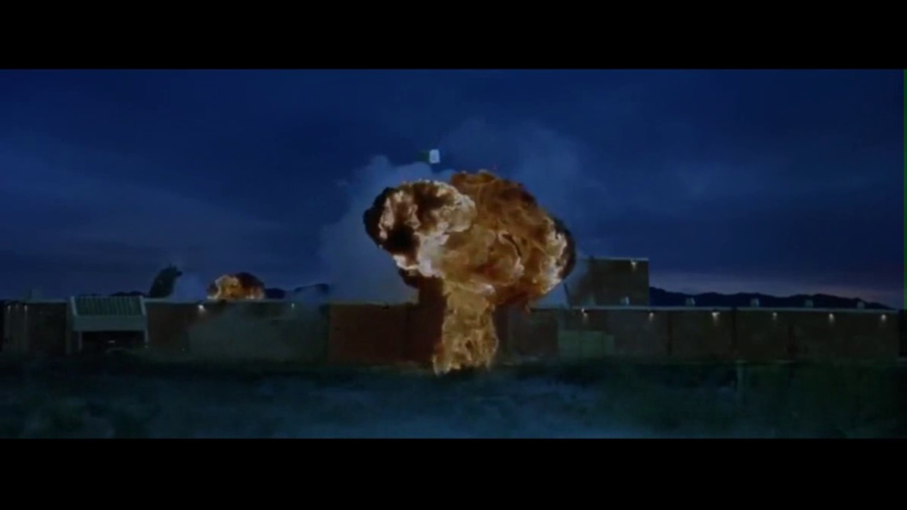 Download Eight Legged Freaks - Explosion in the mine - HD