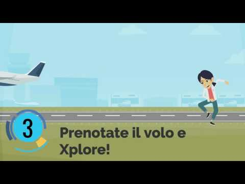 Come funziona Xploreo