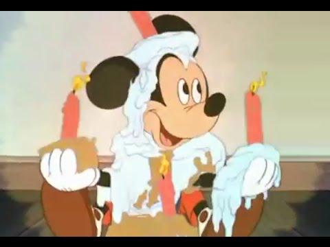 Mickey's Birthday Party Mickeys Mickeys Birthday Party 1941 YouTube