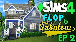connectYoutube - The Sims 4 - FLOP TO FABULOUS: BOATHOUSE RENOVATION - Episode 2