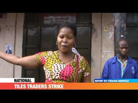 #PMLive: TILES TRADERS STRIKE- Protesting Chinese selling same products at cheaper prices