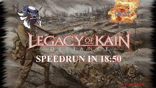 Legacy of Kain: Defiance 18:50 speedrun