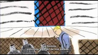 El hombre de los ojos hermosos(subtitulado español) - Charles Bukowski